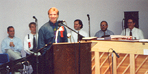 Dan Schutte at 1993 NPM Convention