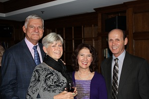 Bill & Sharon Kiehl and Marilyn & Dr. Richard Mantoan