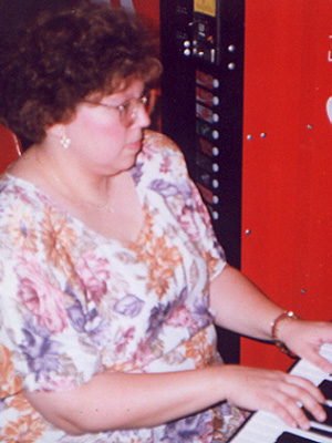 Ann Koranda, pianist