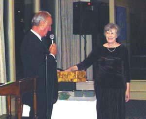 Peter Danis, M.C., and Helen Silvia