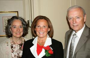Janet Andrzejewski, Coleen Mast, and John Andrzejewski