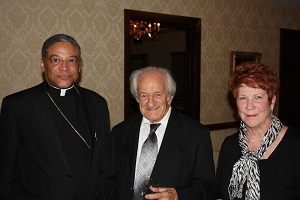 Bishop Perry, John Onofrio, and Pat Renzetti
