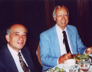 Joe Russo and Hal Pritchard