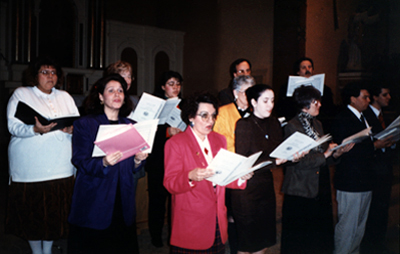 92 Hymnfest Choir