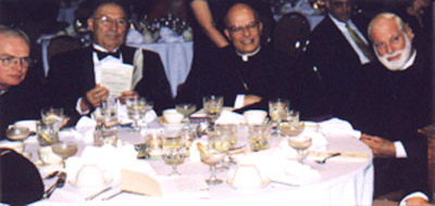 Father John McDonnell, Supreme Court Justice Nickels & bishops