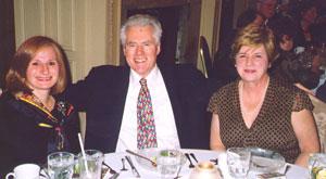Kris Cortes, Marty & Rosann Conroy