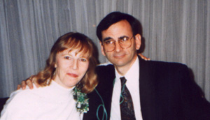 Beth and John Havey