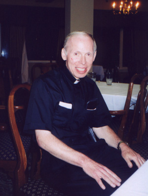 Father Gene Winkowski