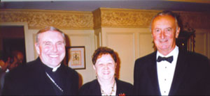 Bishop Frank Kane, Norma McCorvey, Peter Danis, M.C.
