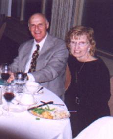 Frank and Joan Termini