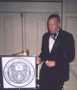 Rick Thiernau, Master of Ceremonies