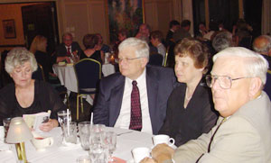 Nancy Kaz, Pete & Darlene Ruhl, and Dan Ryan