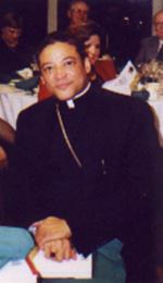 Bishop Joseph Perry at 2000 Benefit
