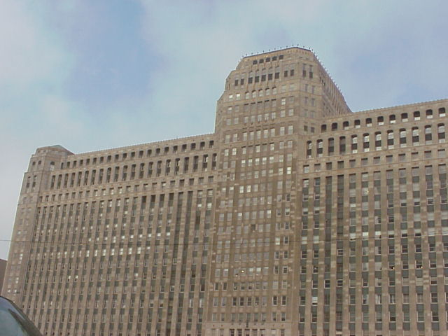 Offices of the Chicago World Trade Center are located in the Merchandise Mart. At the time of writing, Neil Hartigan is the head of the center.