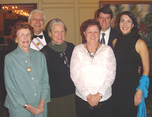 Fran Fortier, Larry & Marge Theriault, Norma McCorvey, Dennis & Mary-Louise Kurey