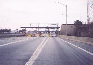 Westbound on Tri-State, I-294