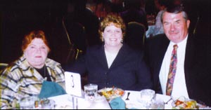 Pat Curran, Dee Carreras, and Joe Darguzas