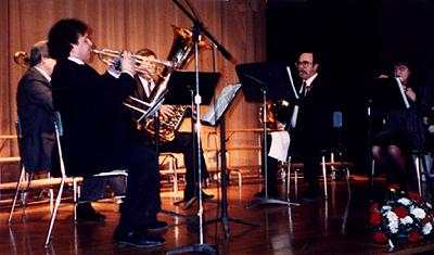 St. Xavier Brass Chorale