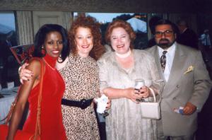 Carol Robinson, Felice Wyatt, Victoria Hand, and Tim Grossi