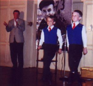 World Academy of Irish Dancing