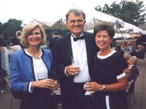 Linda Koselke, Tony & Susan Romanovich