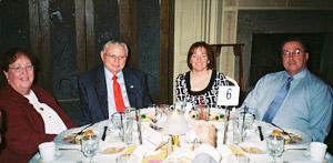 Carol & Mike Yukich with Kathleen Yukich and Patrick McGlynn
