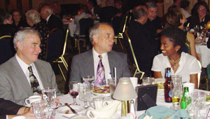 Joseph Russo and Maya Keyes