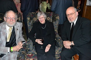 Allen Nelles, Helen & Jim Silvia