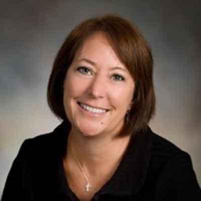 Susan Barrett, Executive Director, Aid for Women Center.